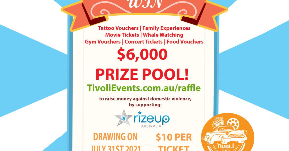 RizeUp Australia Fundraiser